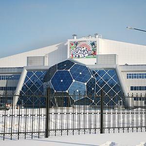 Спортивные комплексы Кирова