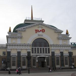 Железнодорожные вокзалы Кирова